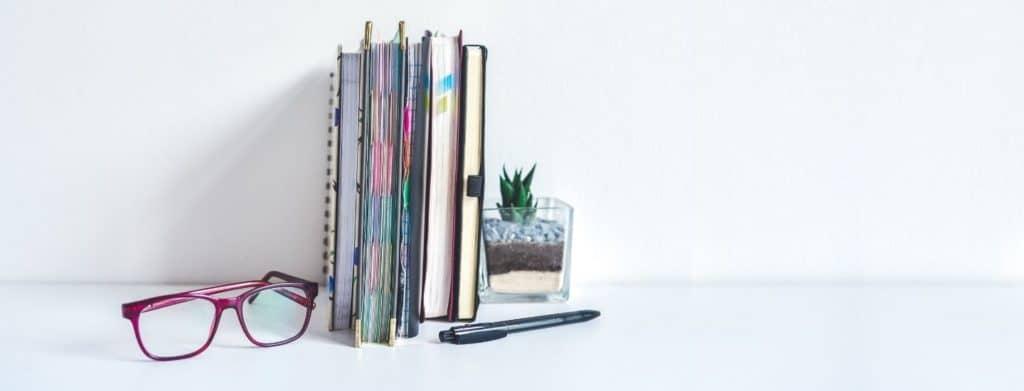 Study tip - be organised