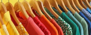 colourful clothes to wear on blue monday