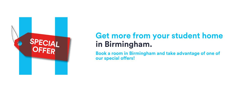 Birmingham special offers