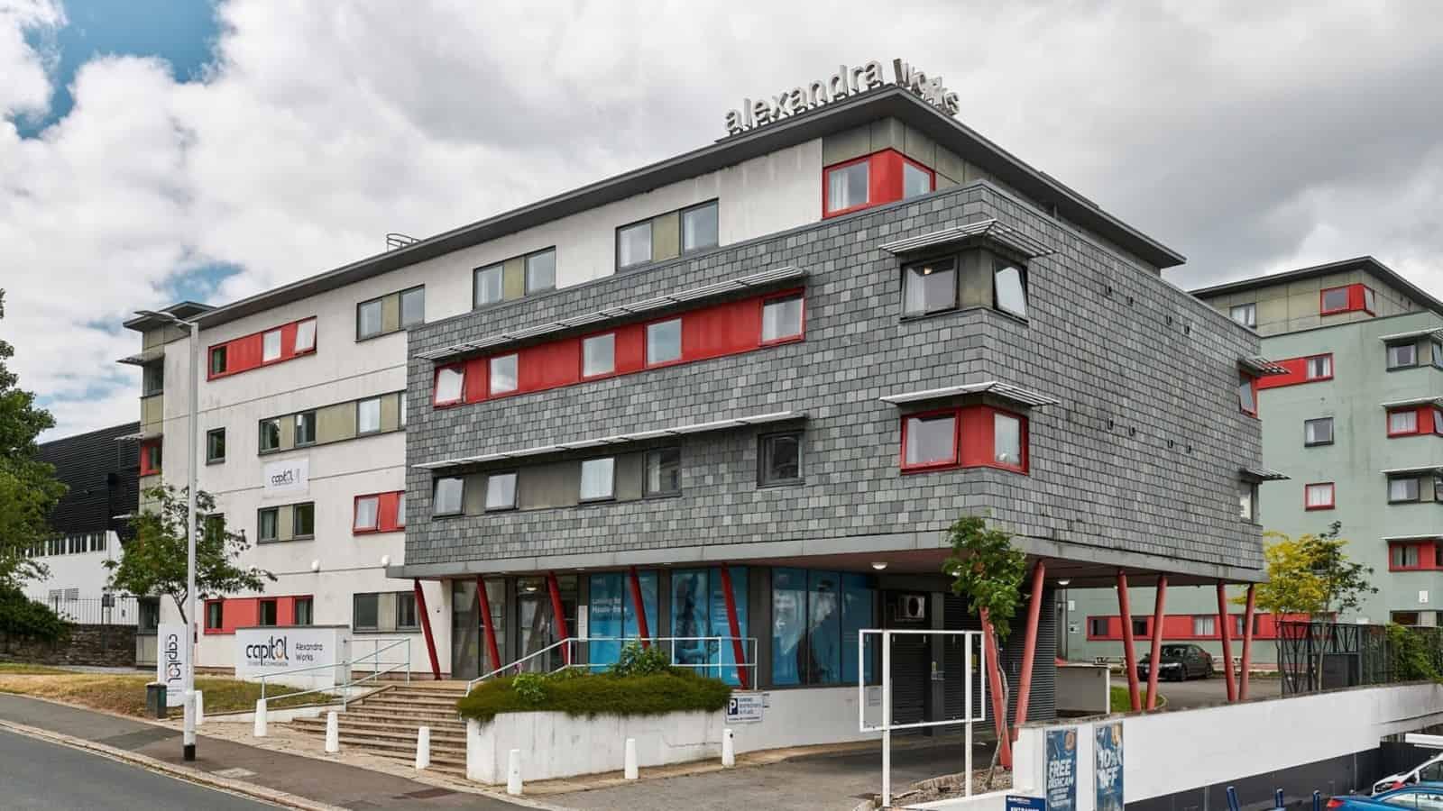 alexandra works summer accommodation
