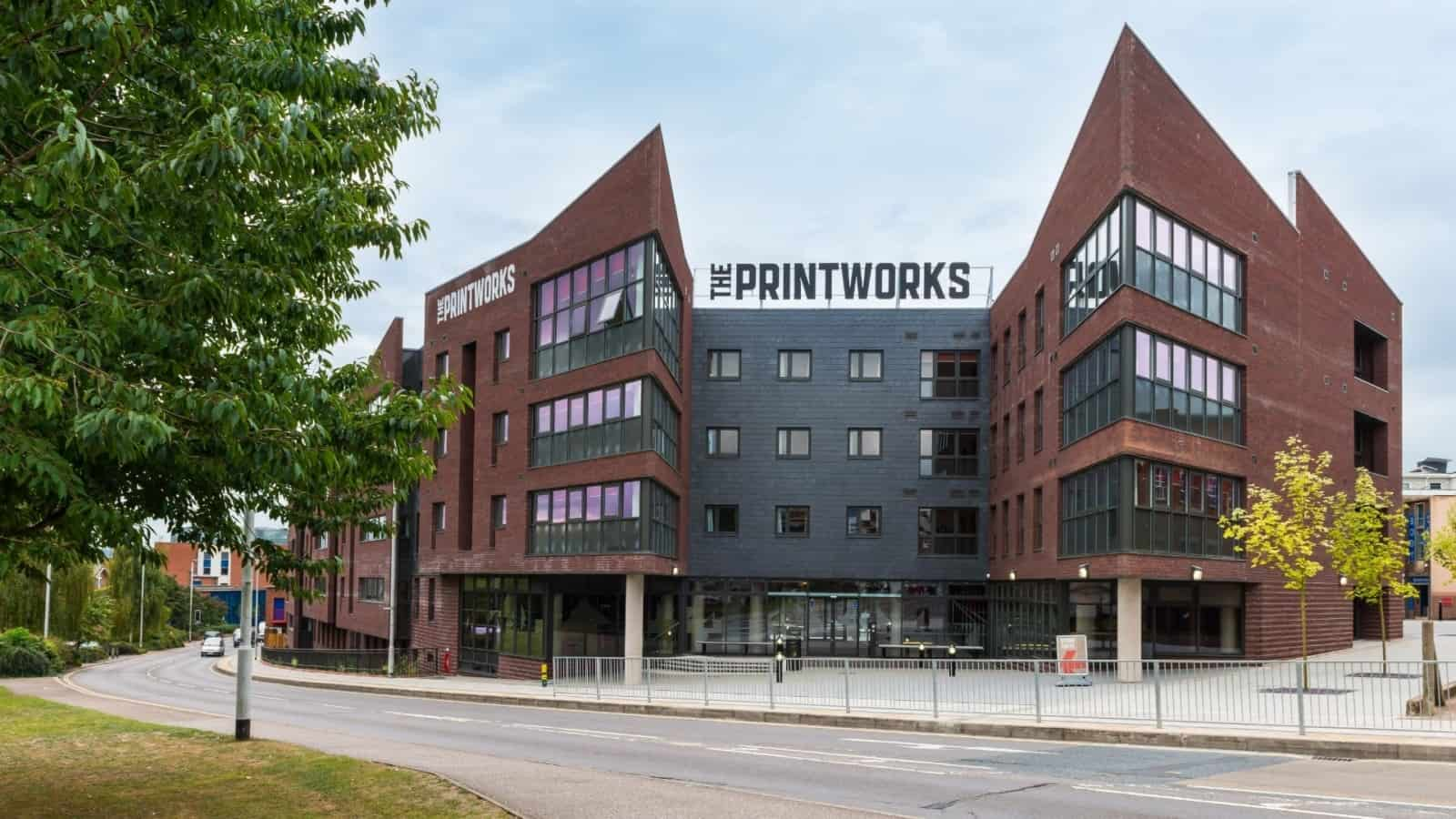 the printworks summer accommodation