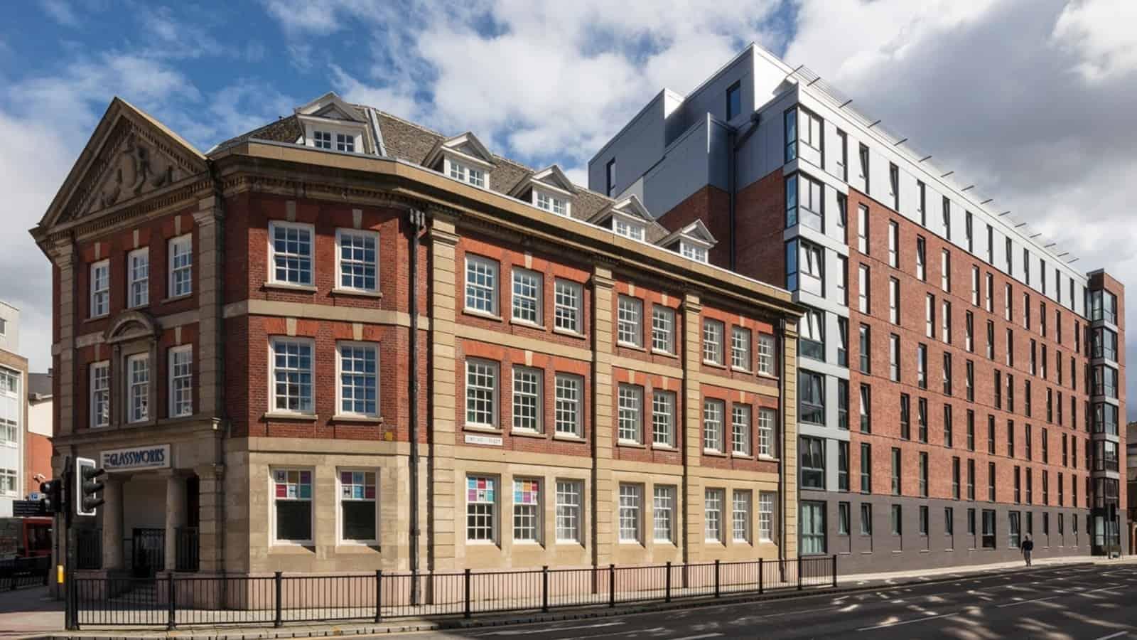 the glassworks summer accommodation