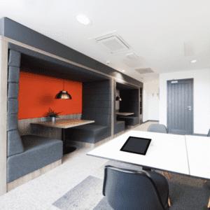 Wolverhampton study room