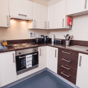 Shared Kitchens at Heantun Point