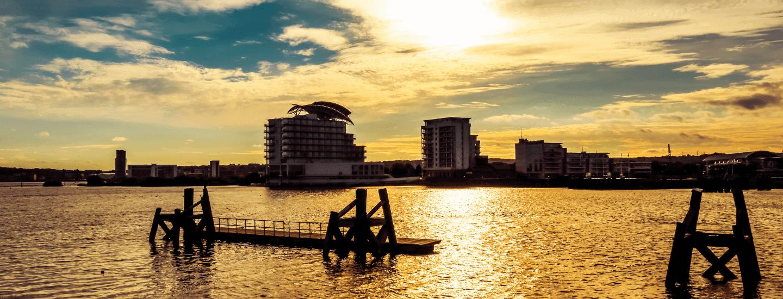 English Tourism Week Cardiff Image