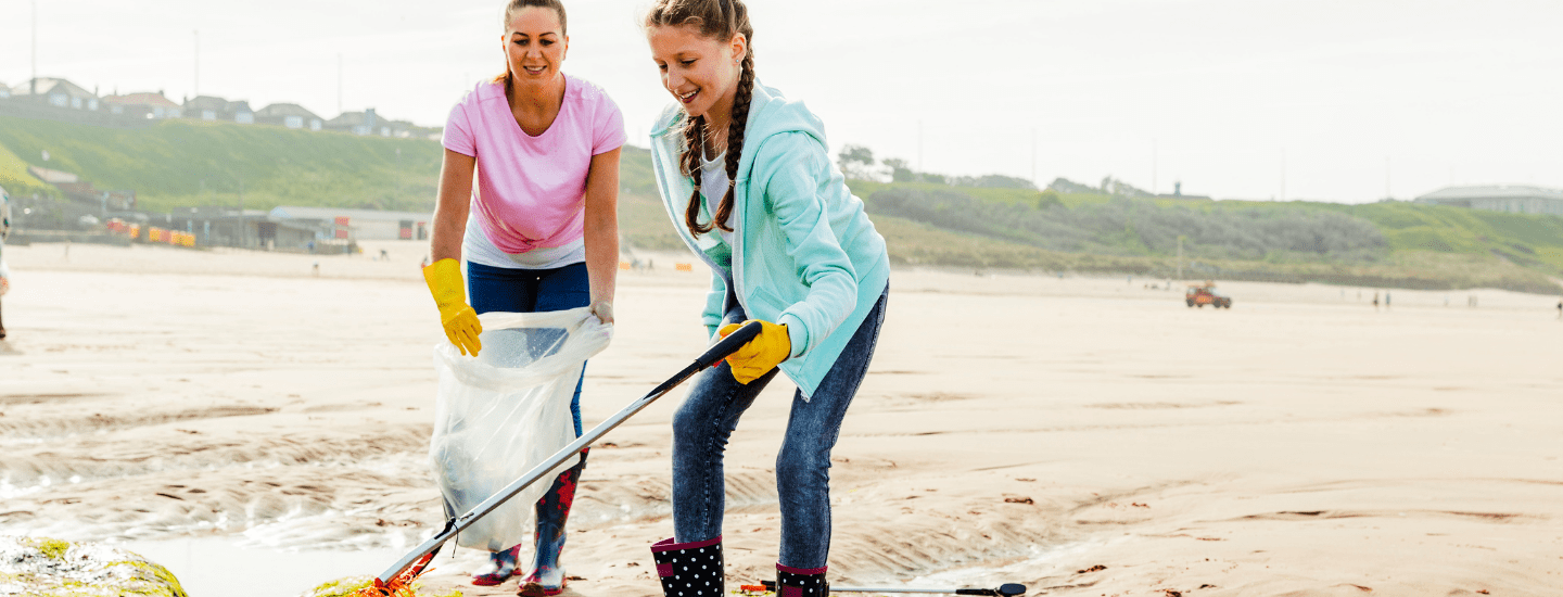 World Ocean's Day Clean up Image