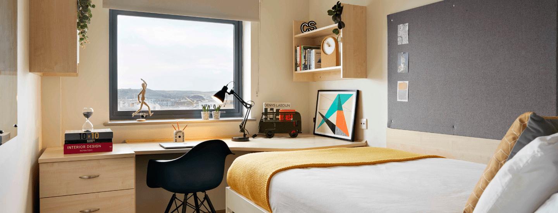 Discovery Heights En-suite bedroom
