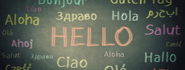 Benefits of learning a new language communication image