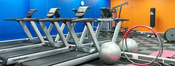 Host Hope Street Apartments - Student Accommodation in Liverpool Gym