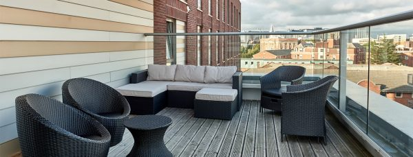 Host Hope Street Apartments - Student Accommodation in Liverpool Terrace