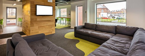 Host The Metalworks - Student Accommodation in Birmingham Cinema Room