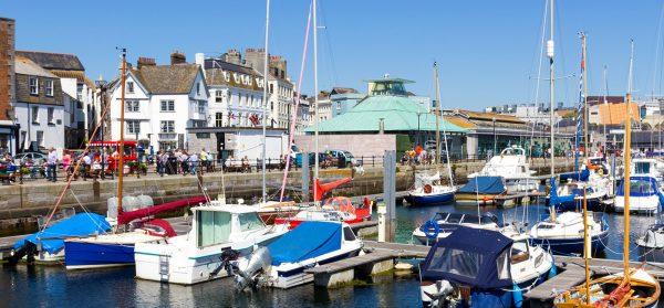 Plymouth City Marina