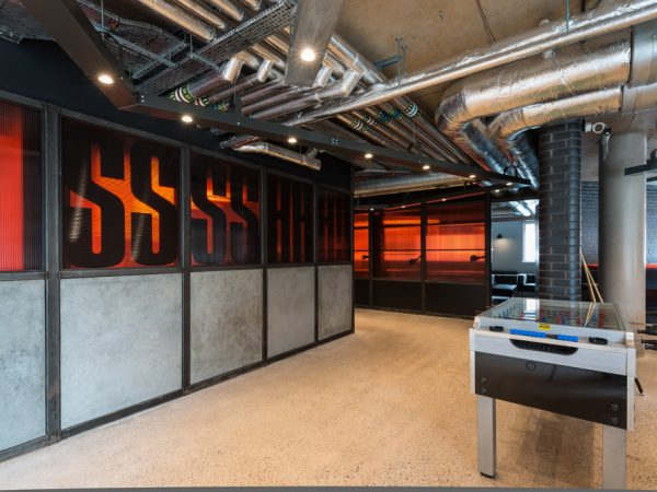 Host The Printworks Games Area
