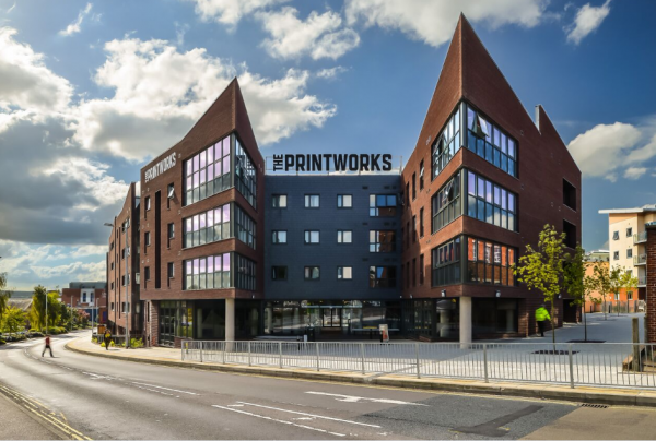 Host The Printworks - Student Accommodation in Exeter