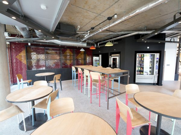 Host The Printworks Common Room