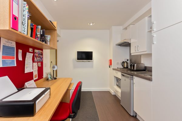 Host The Apollo Works En-suite Studio student room in Coventry