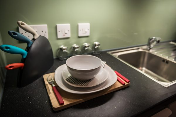 Host The Printworks kitchenware and sink
