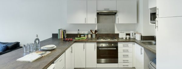 Standard En-suite Coventry with shared kitchen
