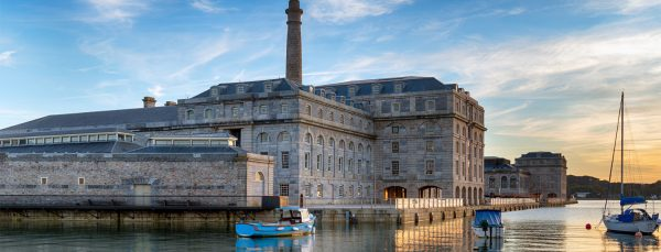 The Royal William Yard Plymouth