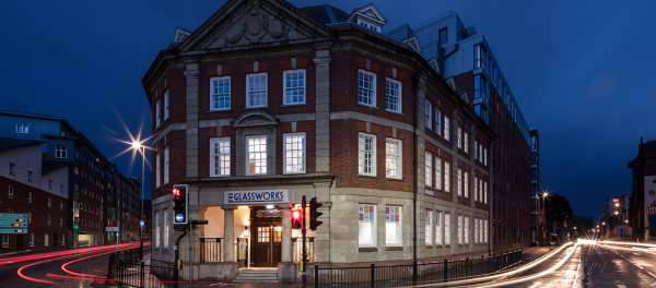 Host The Glassworks - Student Accommodation in Leicester