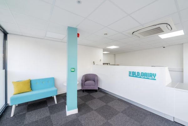 Host The Old Dairy - Student Accommodation in Plymouth Reception