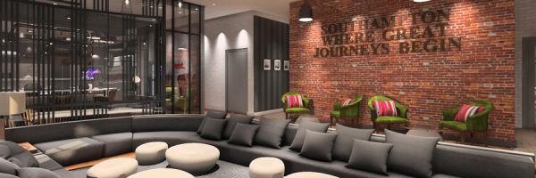 Host Vincent Place Southampton lounge