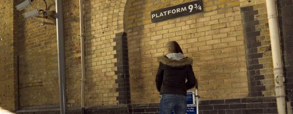 King's Cross - Platform-Nine-And-Three-Quarter
