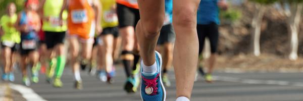 Running to raise awareness of student mental health
