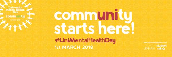 University Mental Health Day