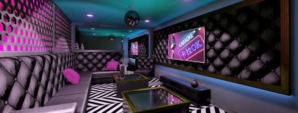 Host Southampton Crossings - Student Accommodation in Southampton karaoke room