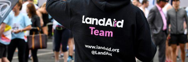 LandAid 10K run