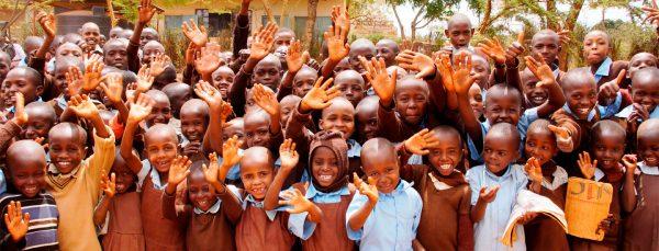 Just a Drop Kenya children