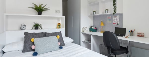 Host Student Apartments - Student Accommodation in Birmingham Deluxe en Suite