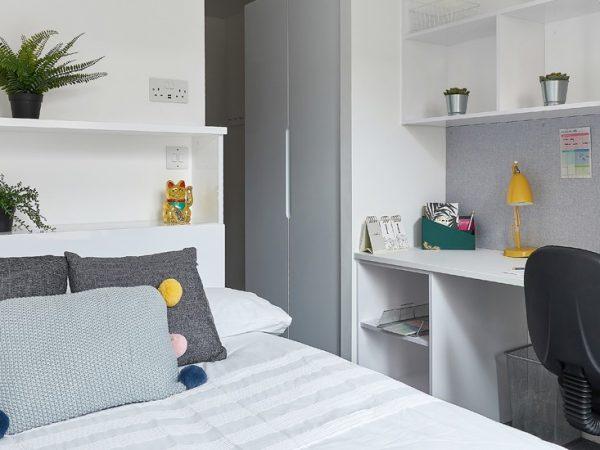 Host Student Apartments - Student Accommodation in Birmingham Deluxe en Suite