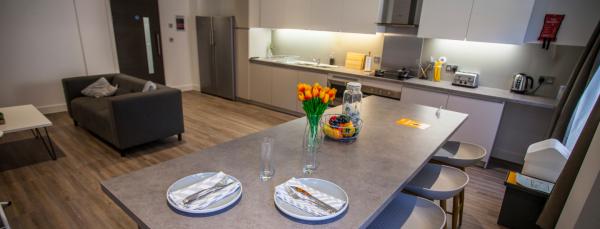 27 Magdalen Street cluster kitchen