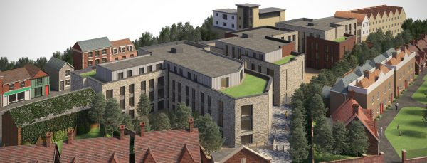 Host 27 Magdalen Street - Student accommodation in Colchester, student hall