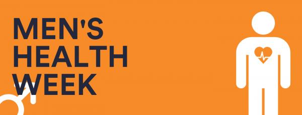 Men s Health Week logo