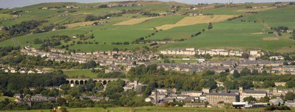 Huddersfield landscape