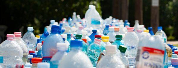 Recycle Week Assorted Plastic Bottles