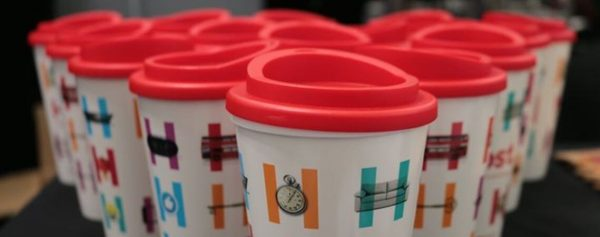 No Disposable Cup Day