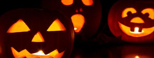 That was Halloween Blog header