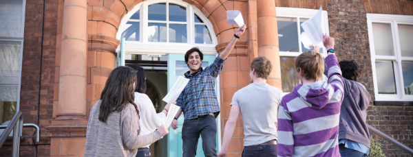 A Level Results Day 2020