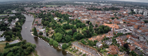 City Focus Chester – Part 1 - What's it like