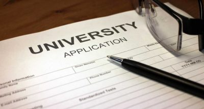 university application form ucas