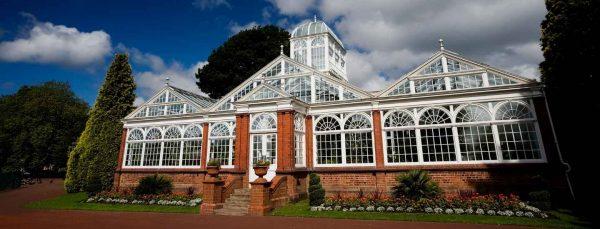 Wolverhampton Park Conservatory