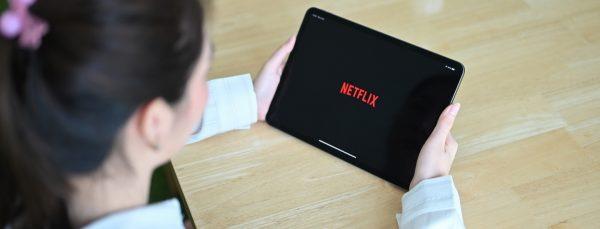 netflix binge watching student series and films