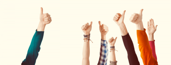 Being proud of you Blog Header Image