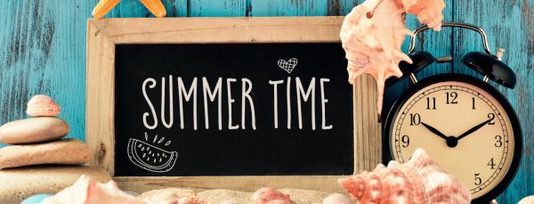 Countdown to Summer Blog Header Image